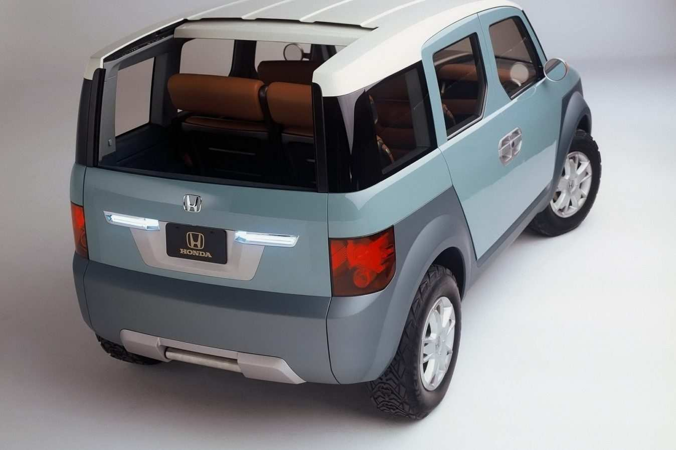 91 The 2019 Honda Element Pictures for 2019 Honda Element