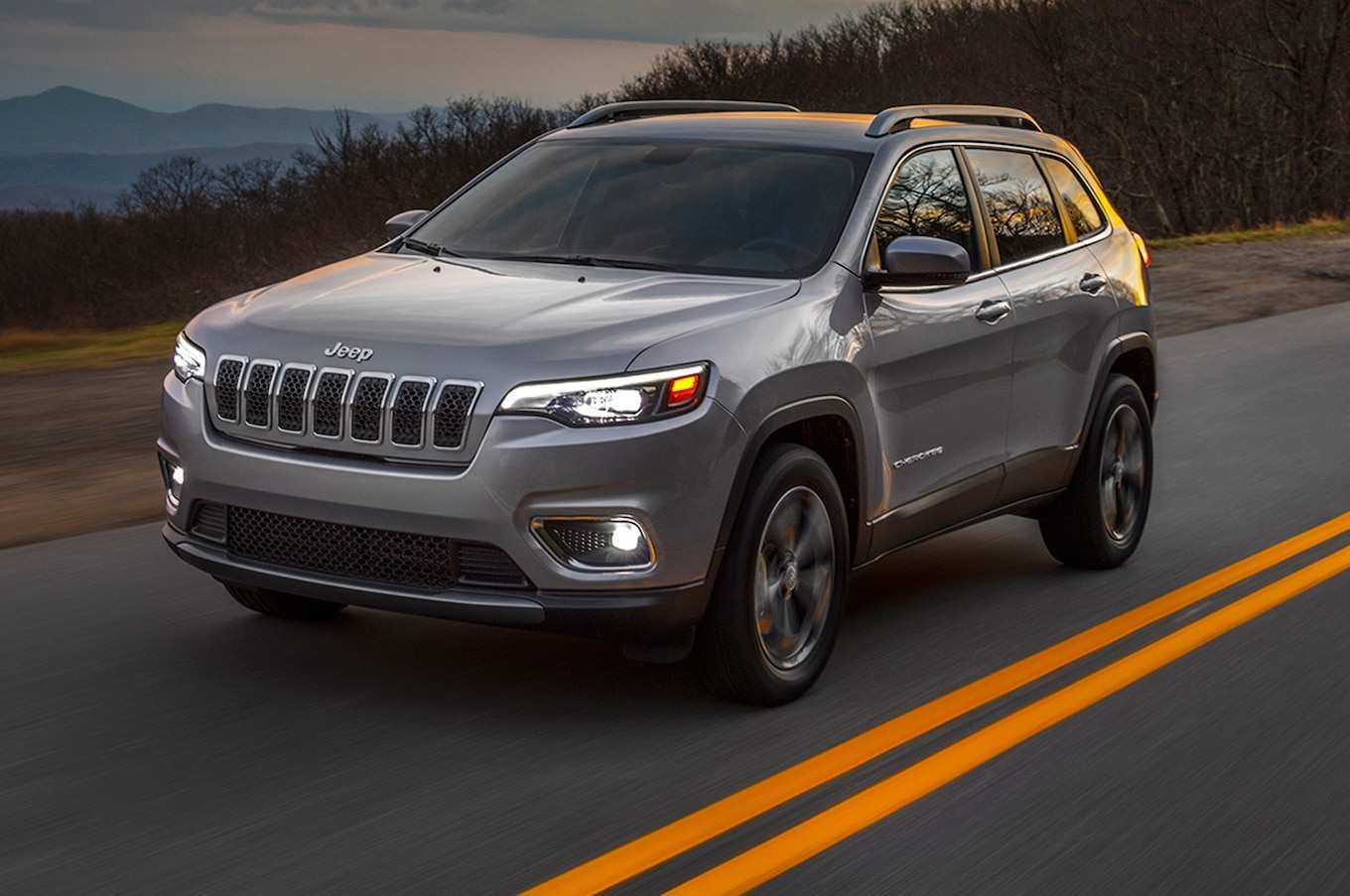 91 The 2019 Jeep Cherokee Kl Photos by 2019 Jeep Cherokee Kl