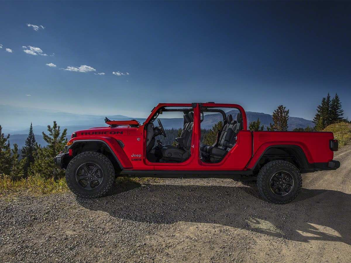 91 The 2019 Jeep Gladiator Price New Concept by 2019 Jeep Gladiator Price