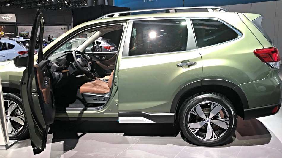 91 The 2019 Subaru Forester Debut Redesign by 2019 Subaru Forester Debut