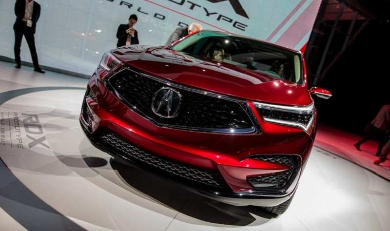 91 The 2020 Acura Cdx Overview with 2020 Acura Cdx