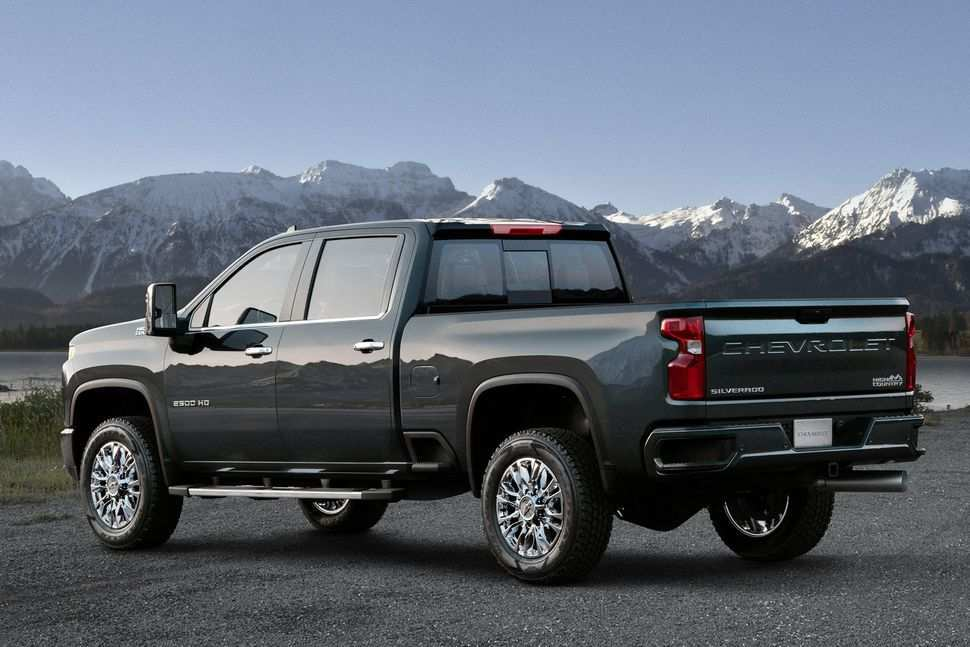 91 The 2020 Chevrolet Dually Overview with 2020 Chevrolet Dually