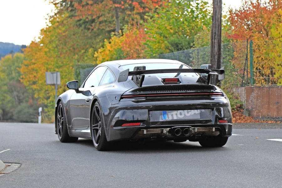91 The 2020 Porsche Gt3 Rs Exterior by 2020 Porsche Gt3 Rs