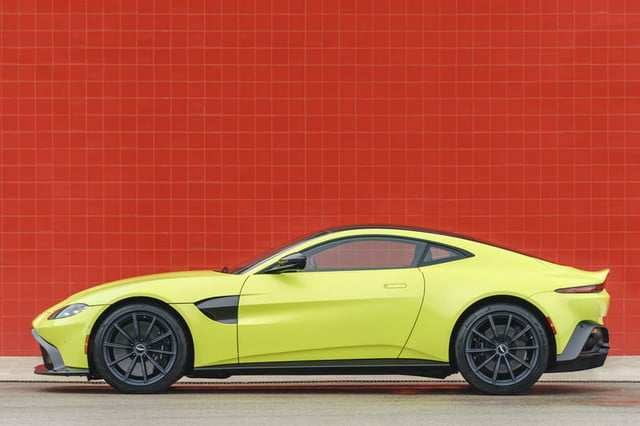 92 All New 2019 Aston Martin Vantage Configurator Price by 2019 Aston Martin Vantage Configurator
