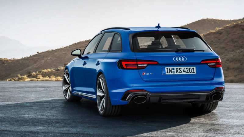 92 All New 2019 Audi Rs4 Usa Exterior and Interior with 2019 Audi Rs4 Usa