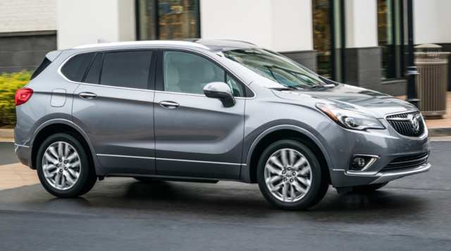 92 All New 2019 Buick Envision Review Redesign and Concept for 2019 Buick Envision Review