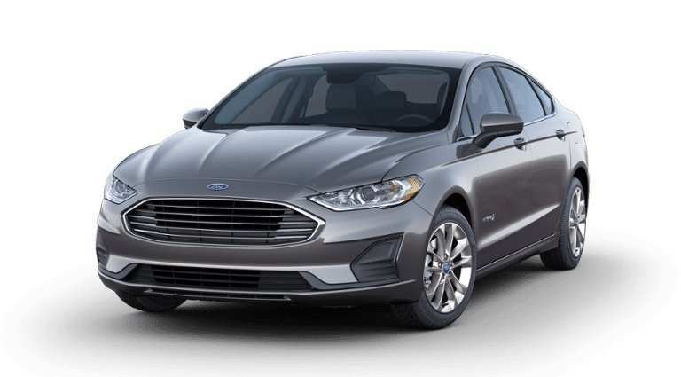 92 All New 2019 Ford Hybrid New Concept with 2019 Ford Hybrid
