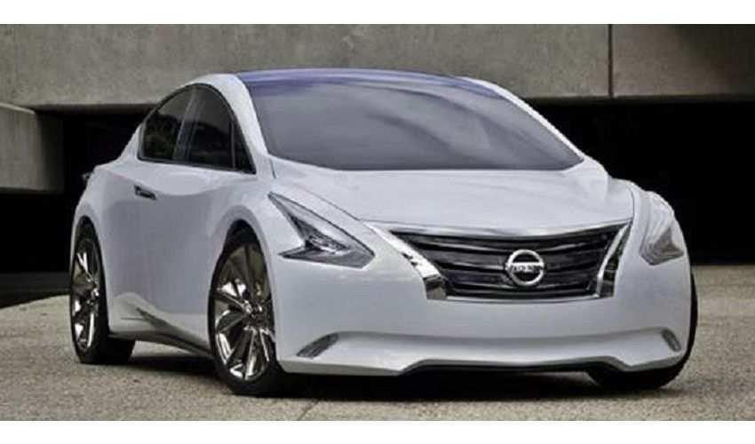 92 All New 2019 Nissan Altima Rendering Review for 2019 Nissan Altima Rendering