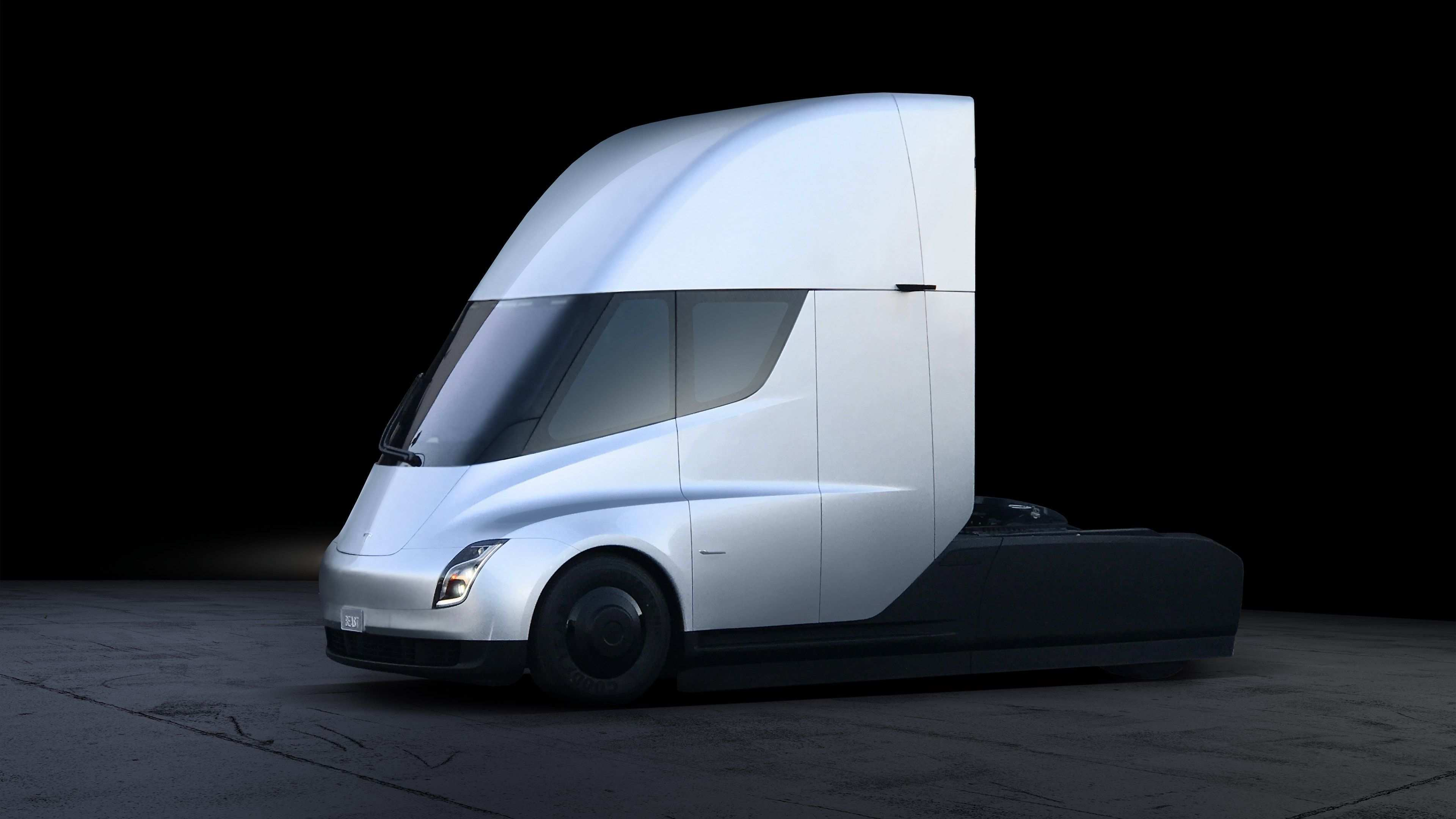 92 All New 2019 Tesla Semi Truck Exterior and Interior by 2019 Tesla Semi Truck