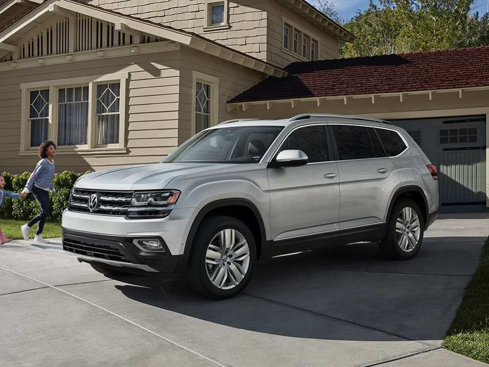 92 All New 2019 Volkswagen Atlas Exterior for 2019 Volkswagen Atlas