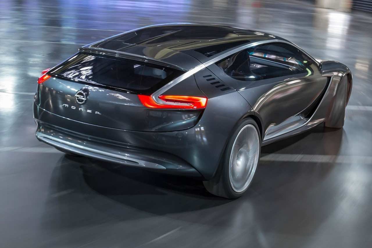 92 All New Opel Monza 2020 Redesign and Concept with Opel Monza 2020