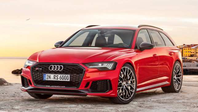 92 Best Review 2019 Audi Rs6 Exterior by 2019 Audi Rs6
