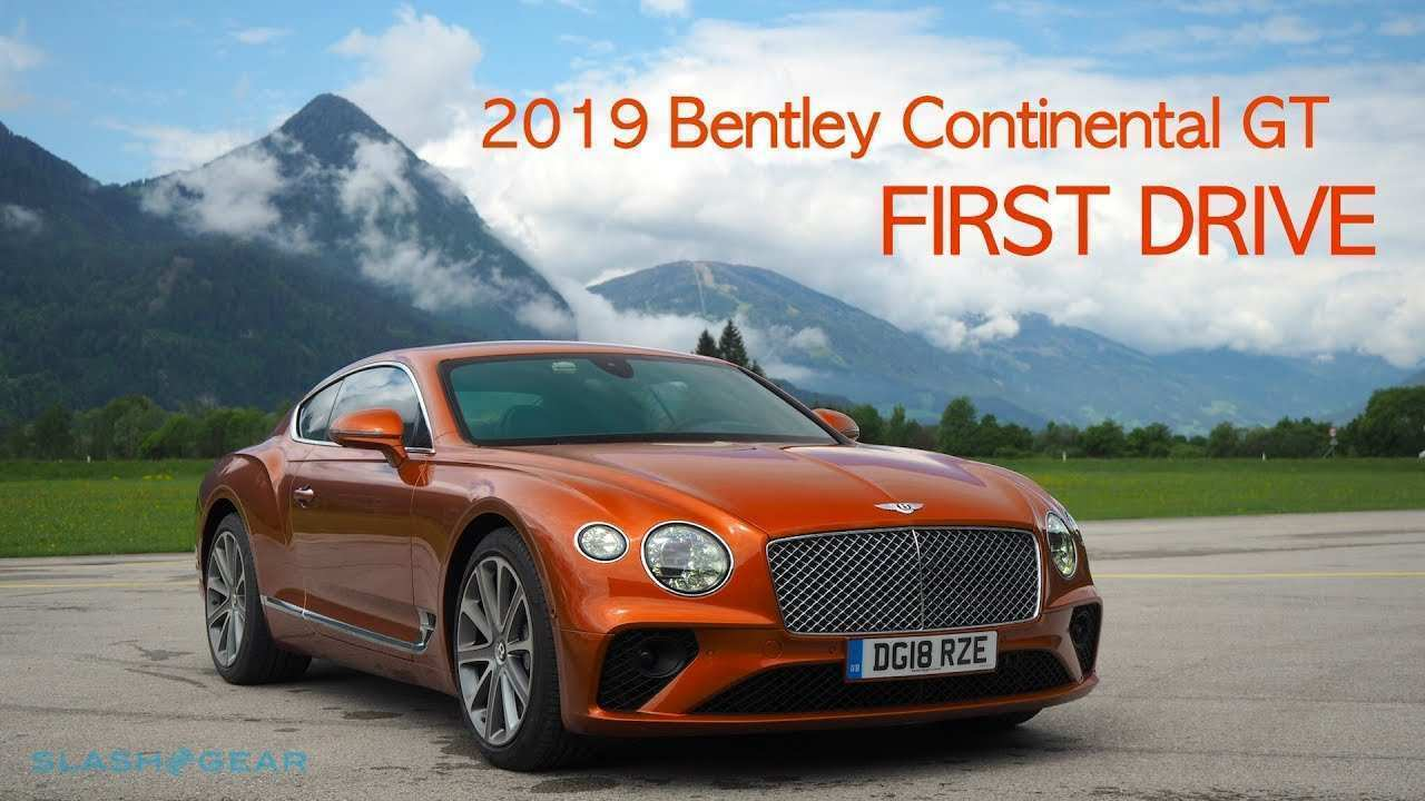 92 Best Review 2019 Bentley Gt V8 Redesign and Concept for 2019 Bentley Gt V8