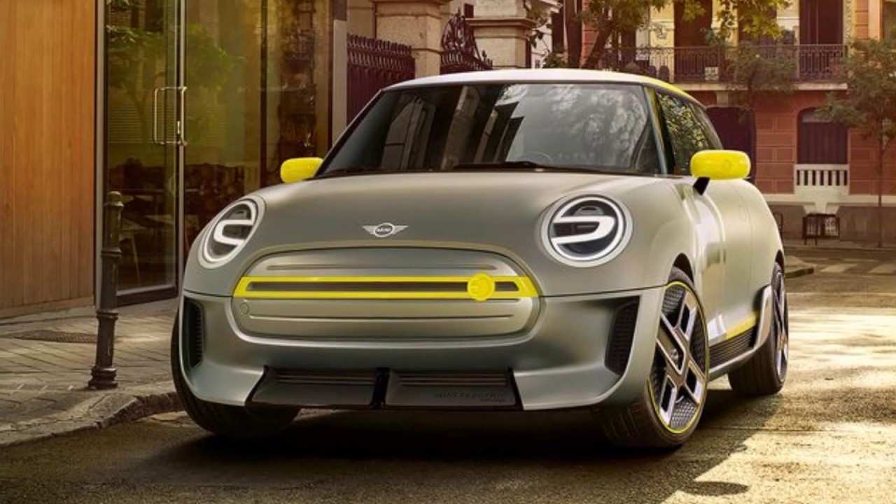 92 Best Review 2019 Electric Mini Cooper Redesign and Concept with 2019 Electric Mini Cooper