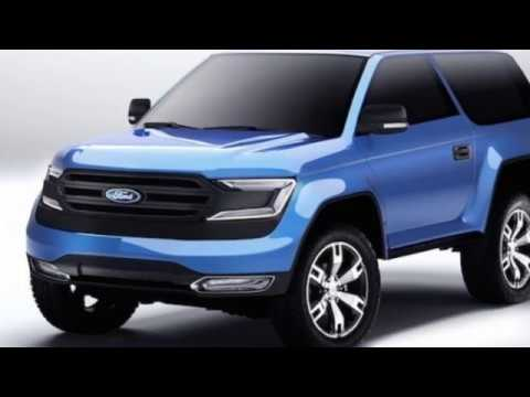 92 Best Review 2019 Ford Bronco Specs Exterior and Interior by 2019 Ford Bronco Specs