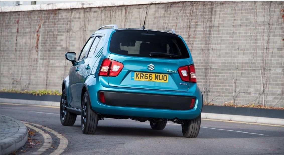 92 Best Review 2019 Suzuki Ignis Exterior for 2019 Suzuki Ignis