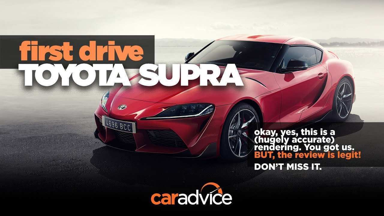 92 Best Review 2019 Toyota Supra Update Picture with 2019 Toyota Supra Update