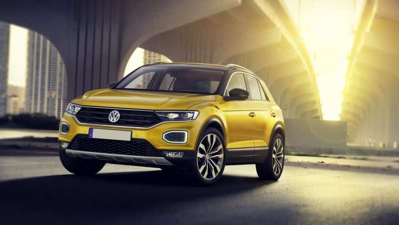 92 Best Review 2019 Volkswagen T Roc Spesification with 2019 Volkswagen T Roc