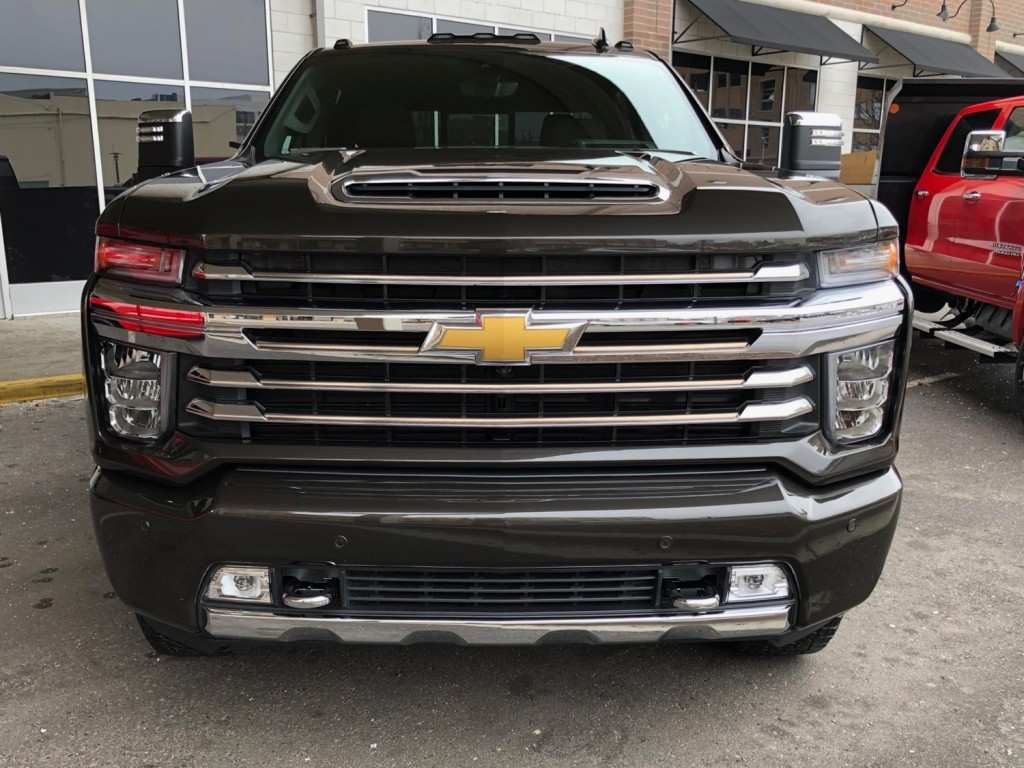 92 Best Review 2020 Chevrolet Hd Redesign with 2020 Chevrolet Hd