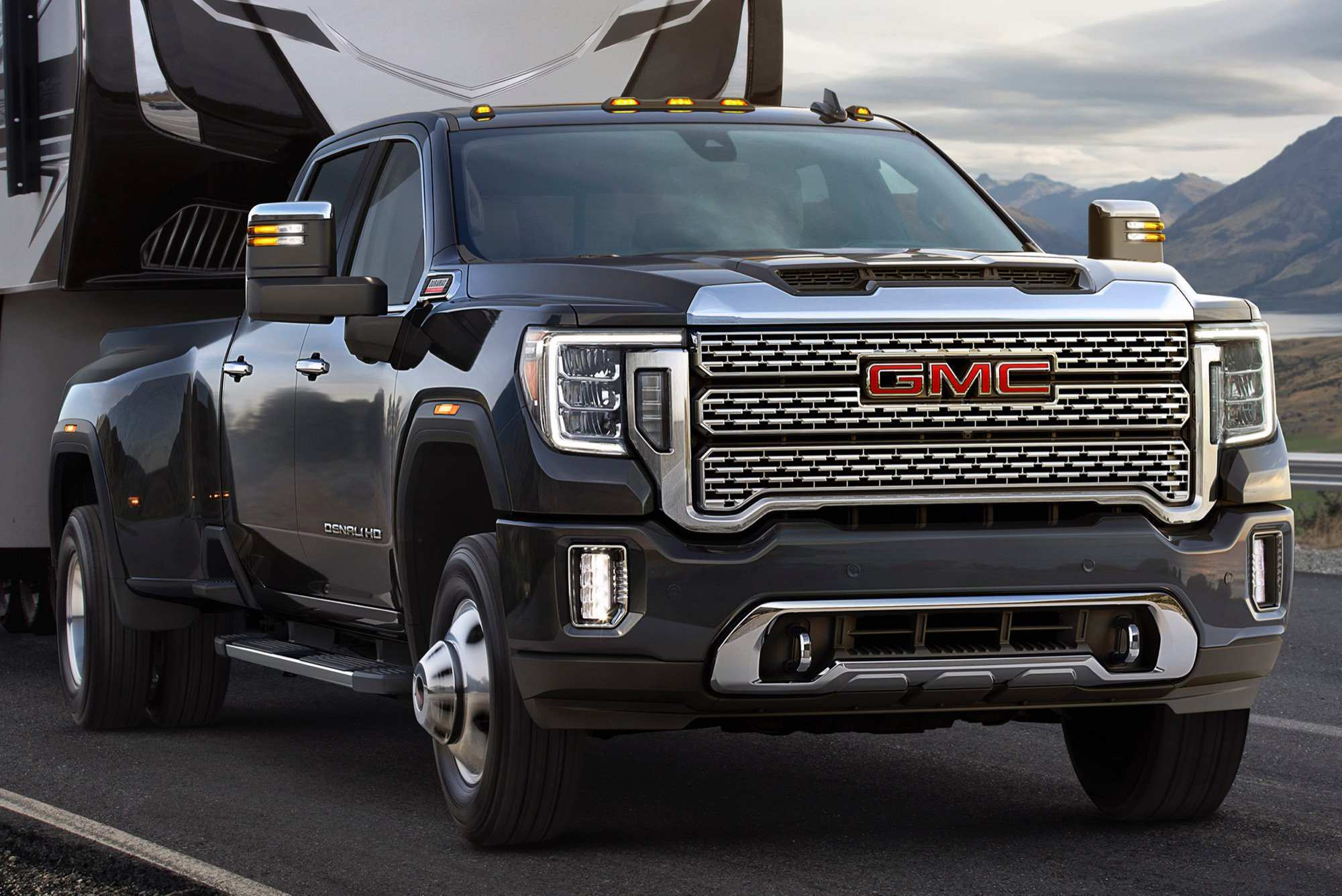 92 Best Review 2020 Gmc Sierra Denali Overview with 2020 Gmc Sierra Denali