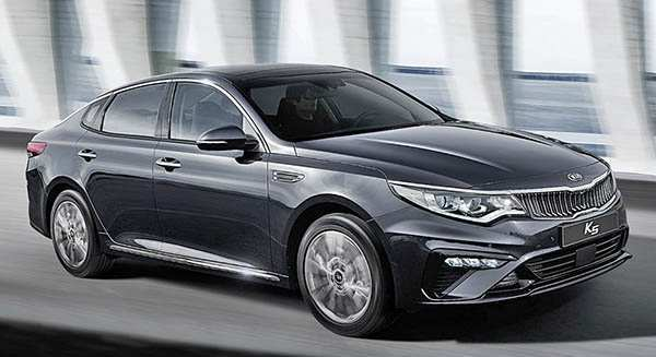 92 Best Review Kia Optima 2019 Facelift Interior for Kia Optima 2019 Facelift