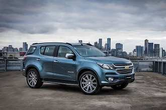 92 Concept of 2019 Chevrolet Trailblazer Ratings for 2019 Chevrolet Trailblazer