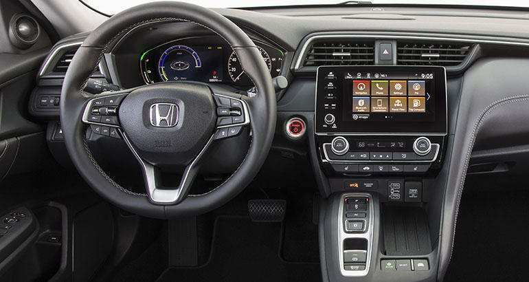 92 Concept of 2019 Honda Insight Hybrid Specs and Review for 2019 Honda Insight Hybrid