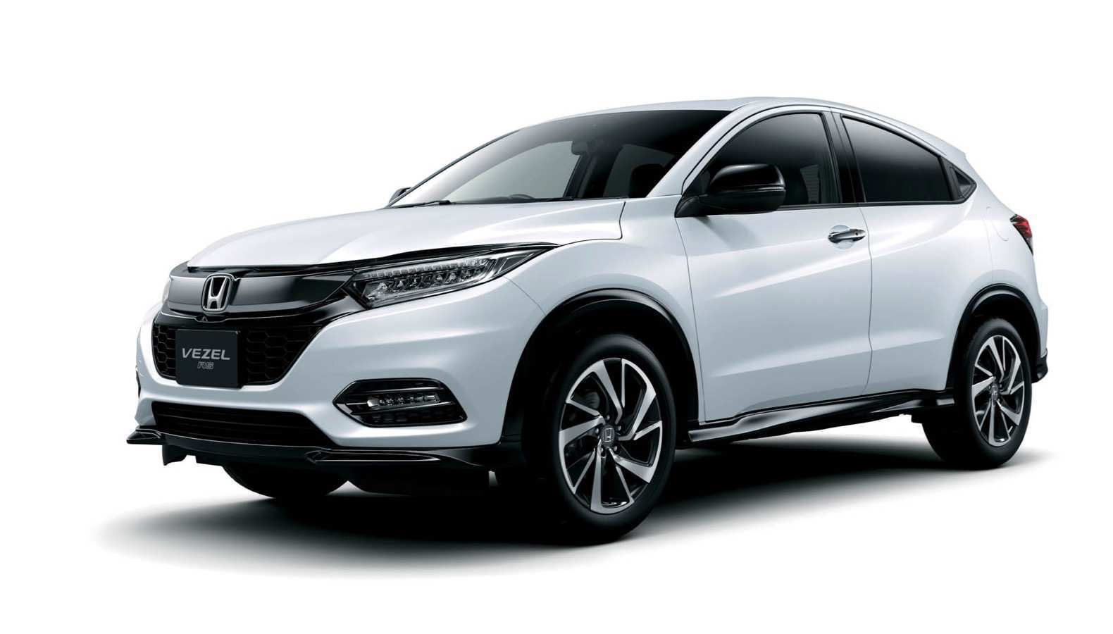 92 Concept of 2019 Honda Vezel Performance with 2019 Honda Vezel