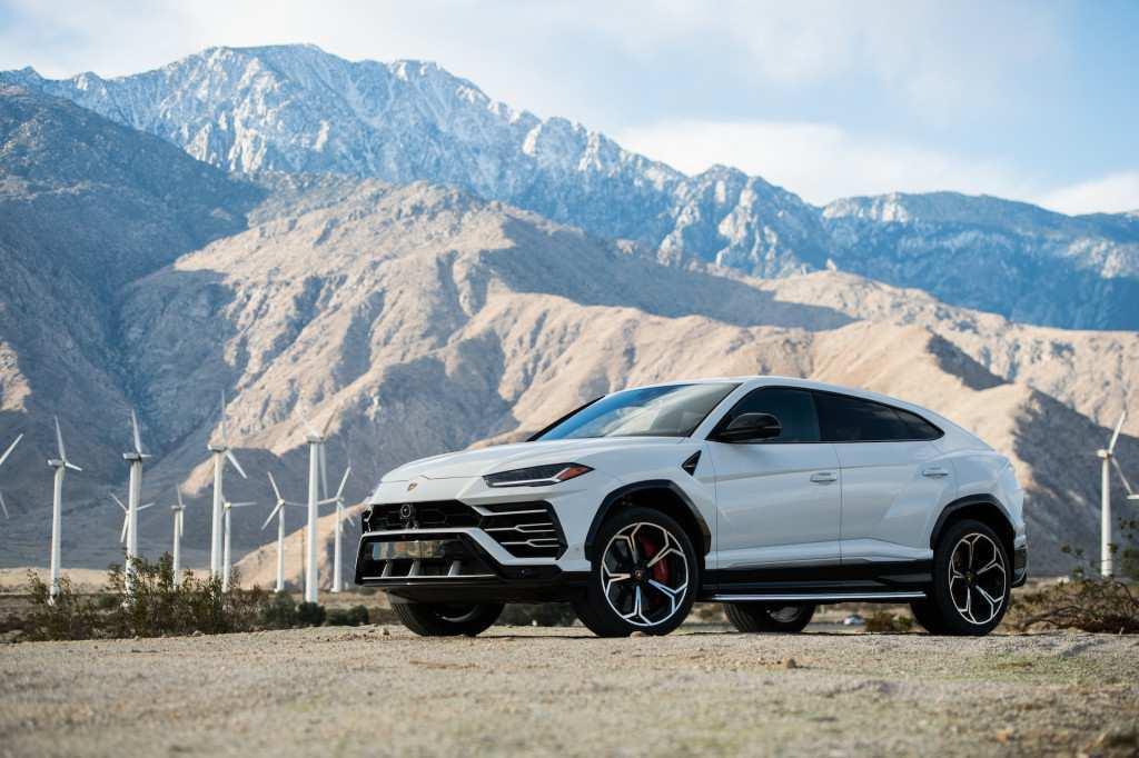 92 Concept of 2019 Lamborghini Urus Review Photos by 2019 Lamborghini Urus Review