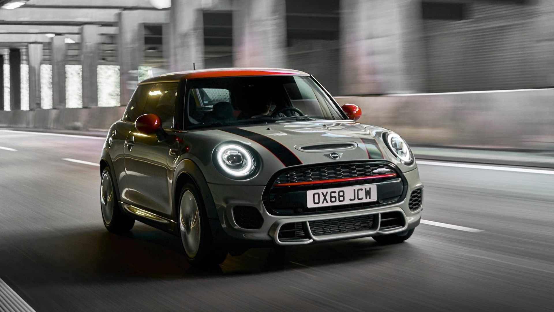 92 Concept of 2019 Mini Jcw Overview for 2019 Mini Jcw