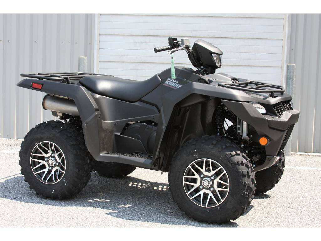 92 Concept of 2019 Suzuki King Quad Overview with 2019 Suzuki King Quad