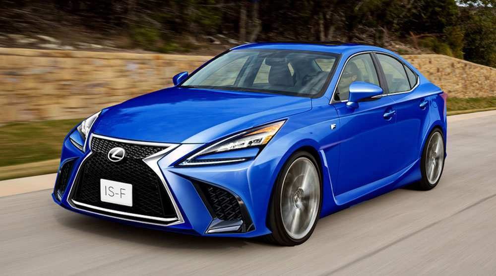92 Concept of 2020 Lexus Isf New Review with 2020 Lexus Isf