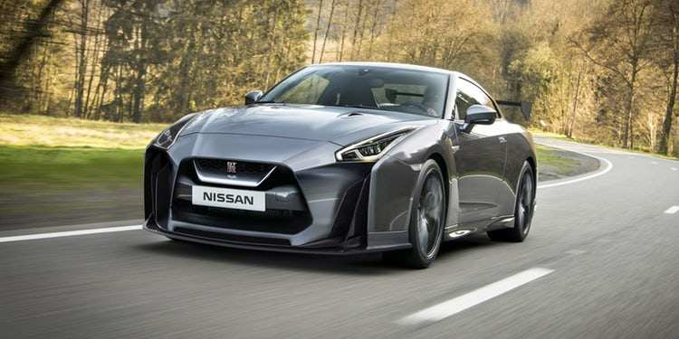92 Concept of 2020 Nissan R36 Performance for 2020 Nissan R36