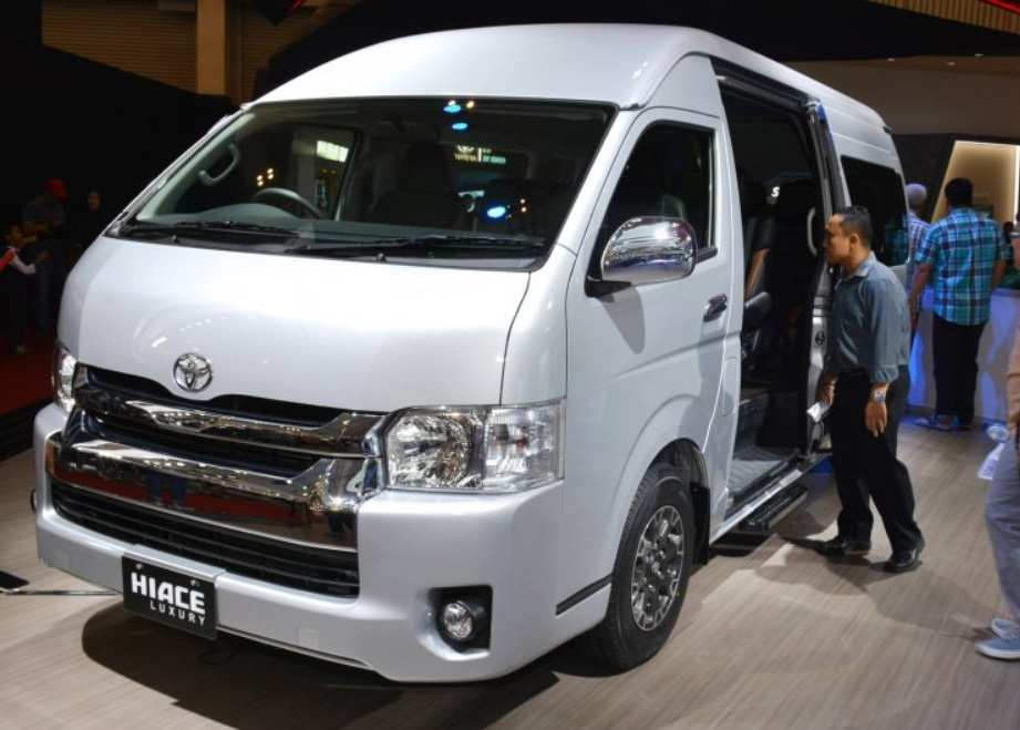 92 Concept of 2020 Toyota Van Pricing by 2020 Toyota Van