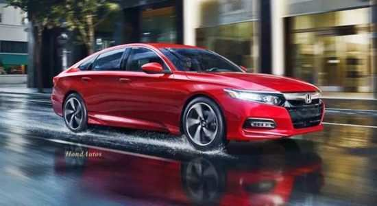 92 Concept of Honda Accord 2020 Spy Shoot by Honda Accord 2020
