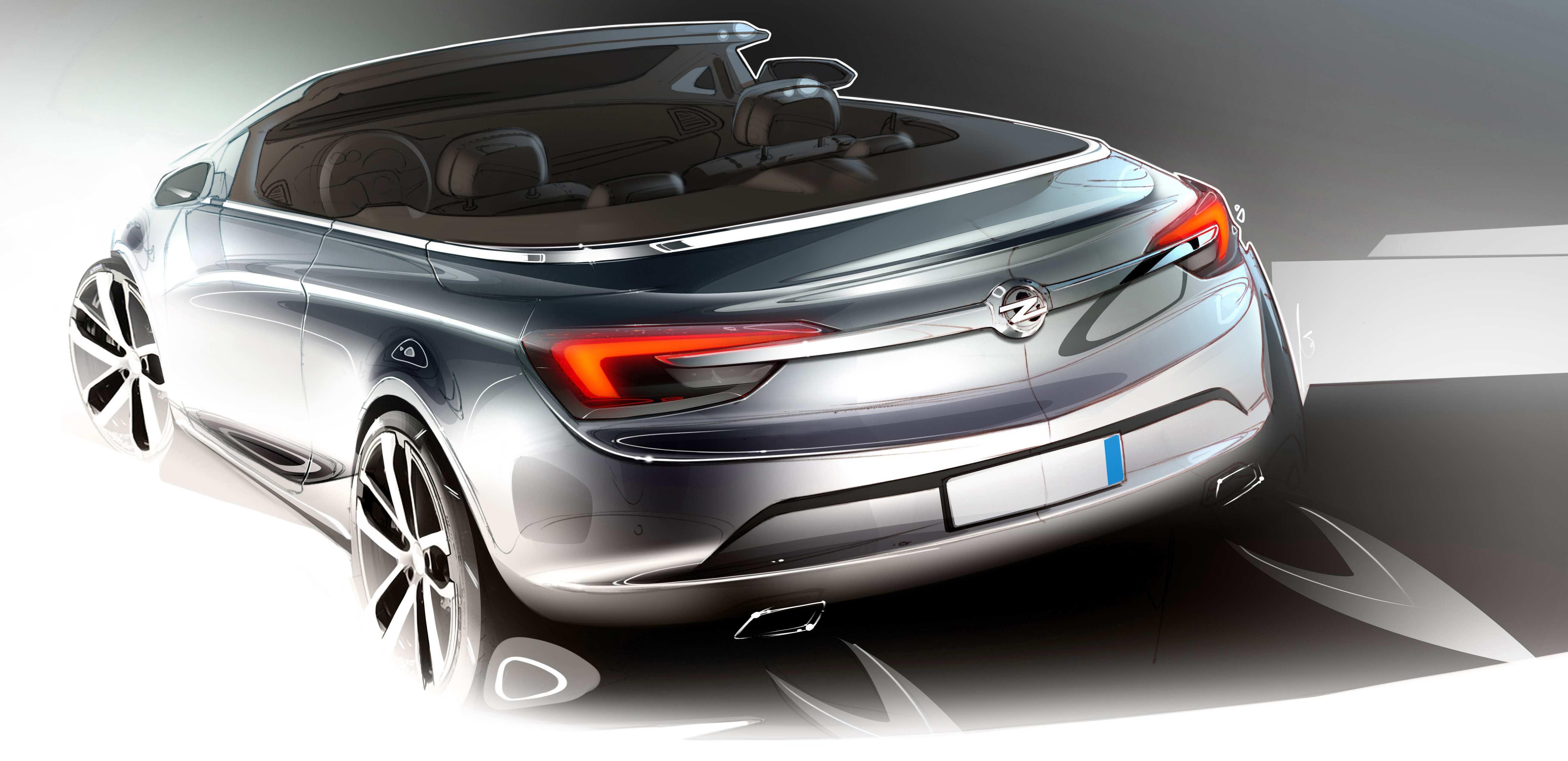 92 Concept of Opel Cascada 2020 History by Opel Cascada 2020