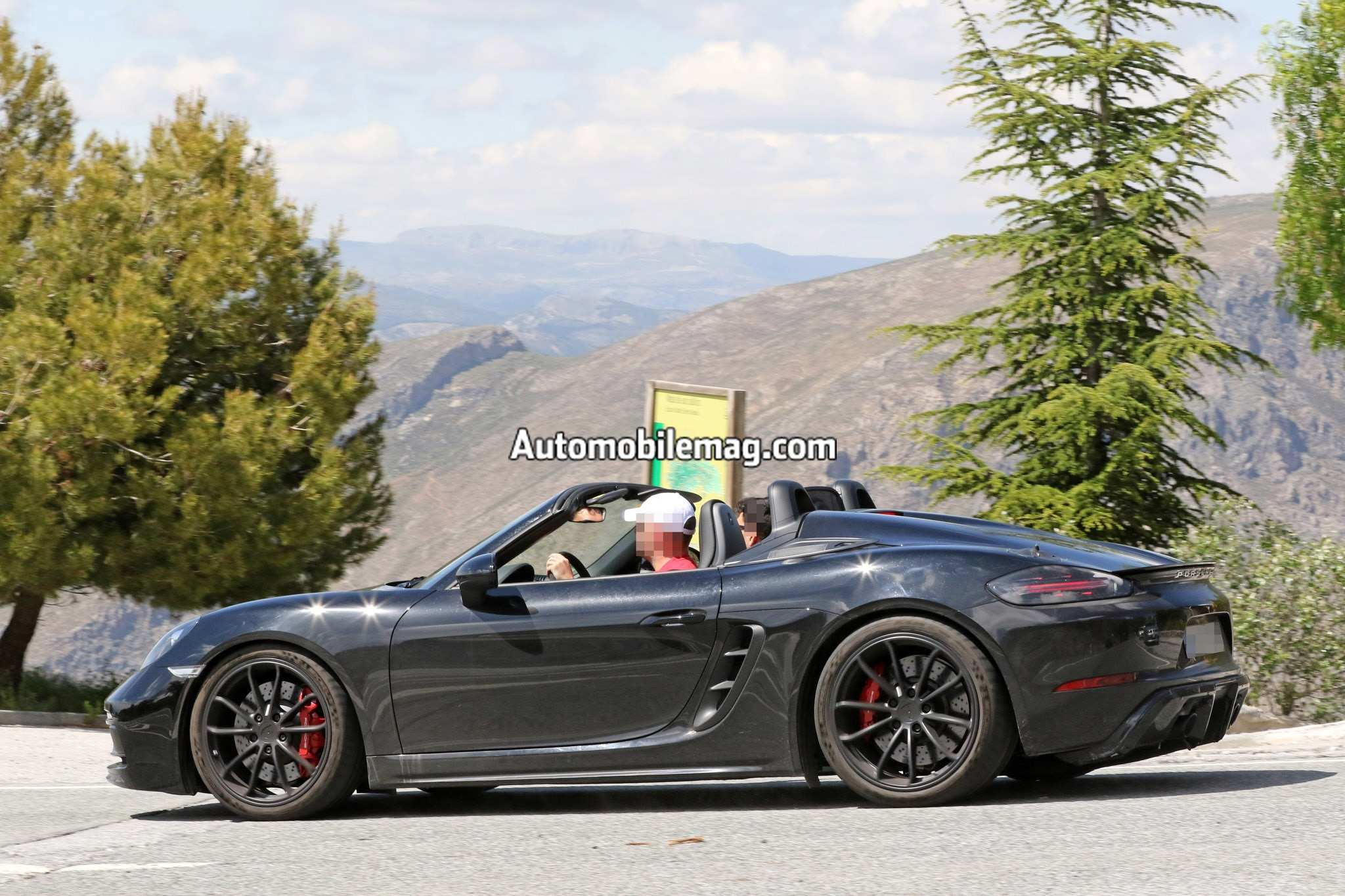 92 Concept of Porsche Boxster 2019 Overview with Porsche Boxster 2019