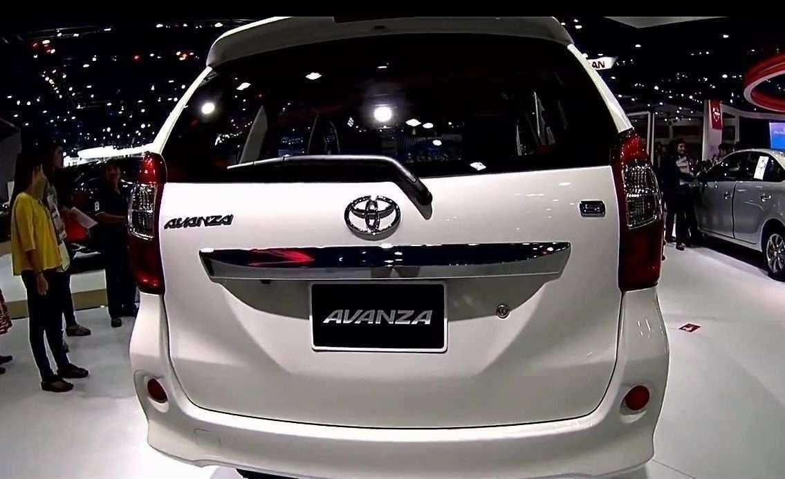 92 Concept of Toyota Avanza 2020 Concept by Toyota Avanza 2020