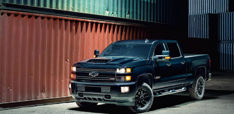92 Gallery of 2019 Chevrolet Heavy Duty Performance and New Engine with 2019 Chevrolet Heavy Duty