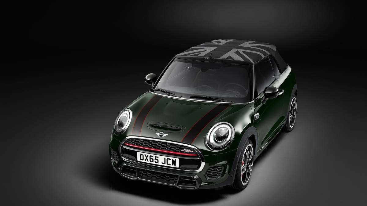 92 Gallery of 2019 Electric Mini Cooper Speed Test by 2019 Electric Mini Cooper