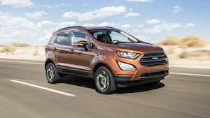 92 Gallery of 2019 Ford Ecosport Pictures for 2019 Ford Ecosport