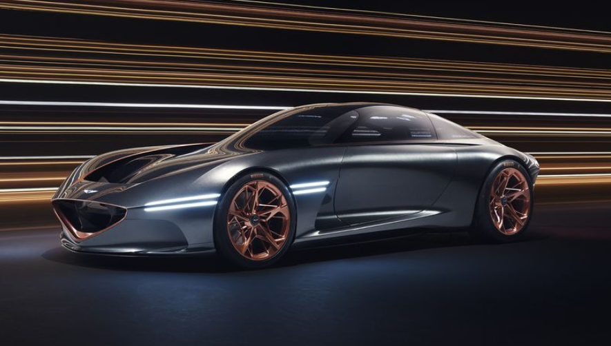 92 Gallery of 2019 Genesis Concept Images with 2019 Genesis Concept