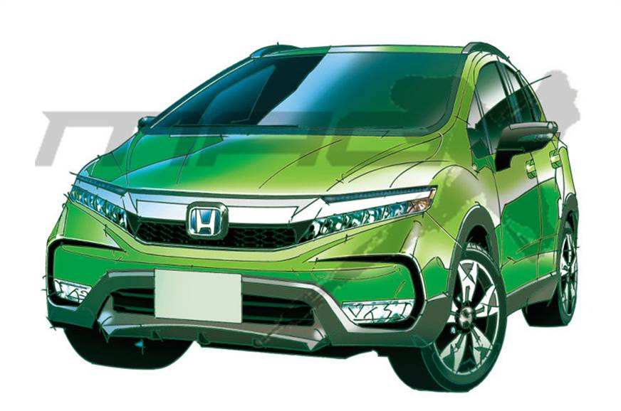 92 Gallery of 2019 Honda Jazz Redesign by 2019 Honda Jazz