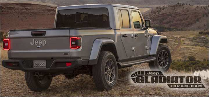 92 Gallery of 2019 Jeep Gladiator Price Specs by 2019 Jeep Gladiator Price