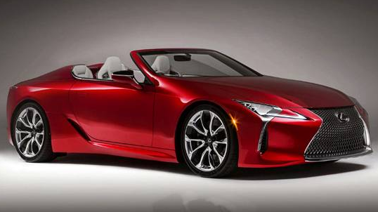 92 Gallery of 2019 Lexus Convertible Interior with 2019 Lexus Convertible
