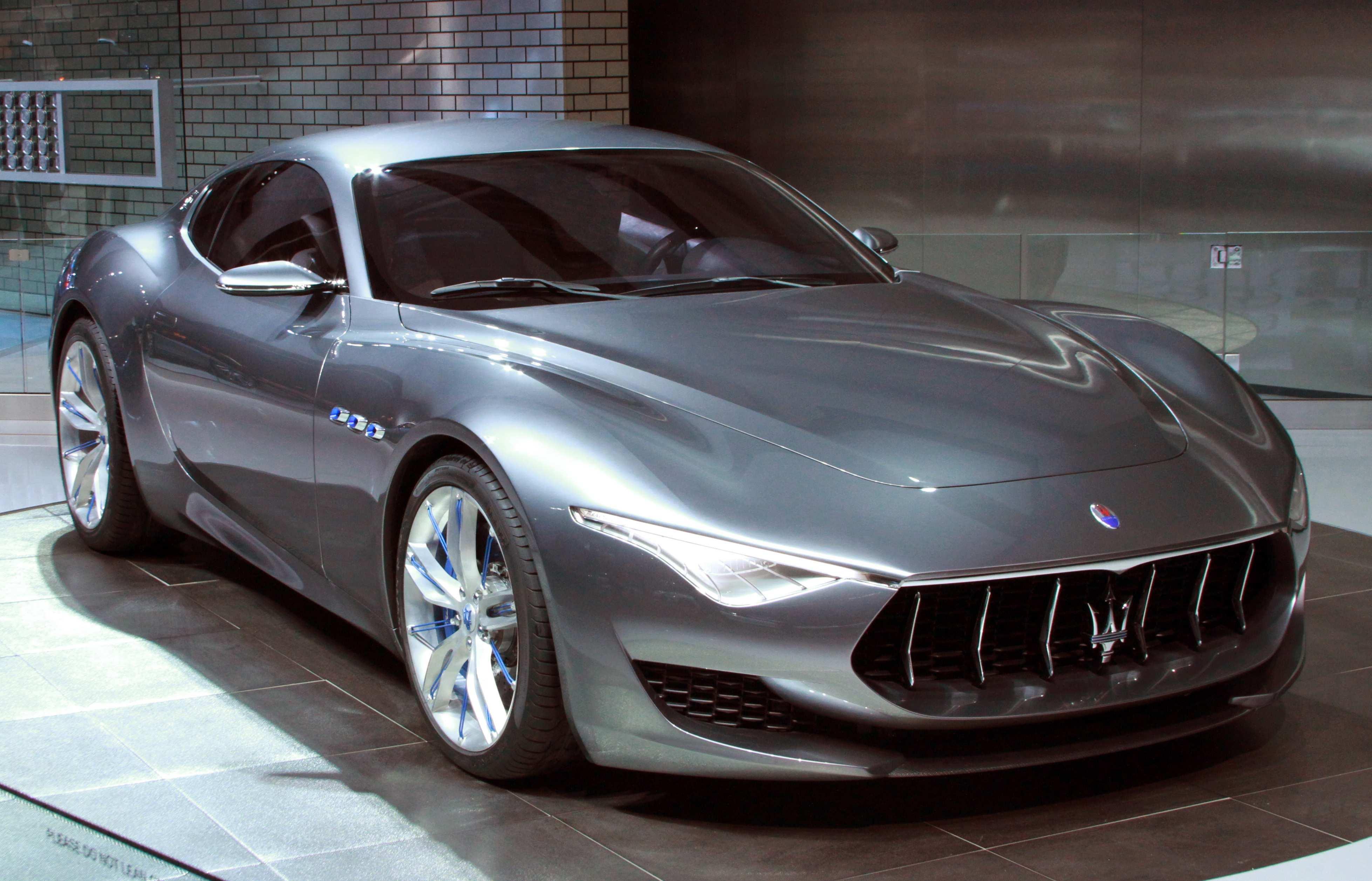 92 Gallery of 2019 Maserati Alfieri Cabrio Concept by 2019 Maserati Alfieri Cabrio