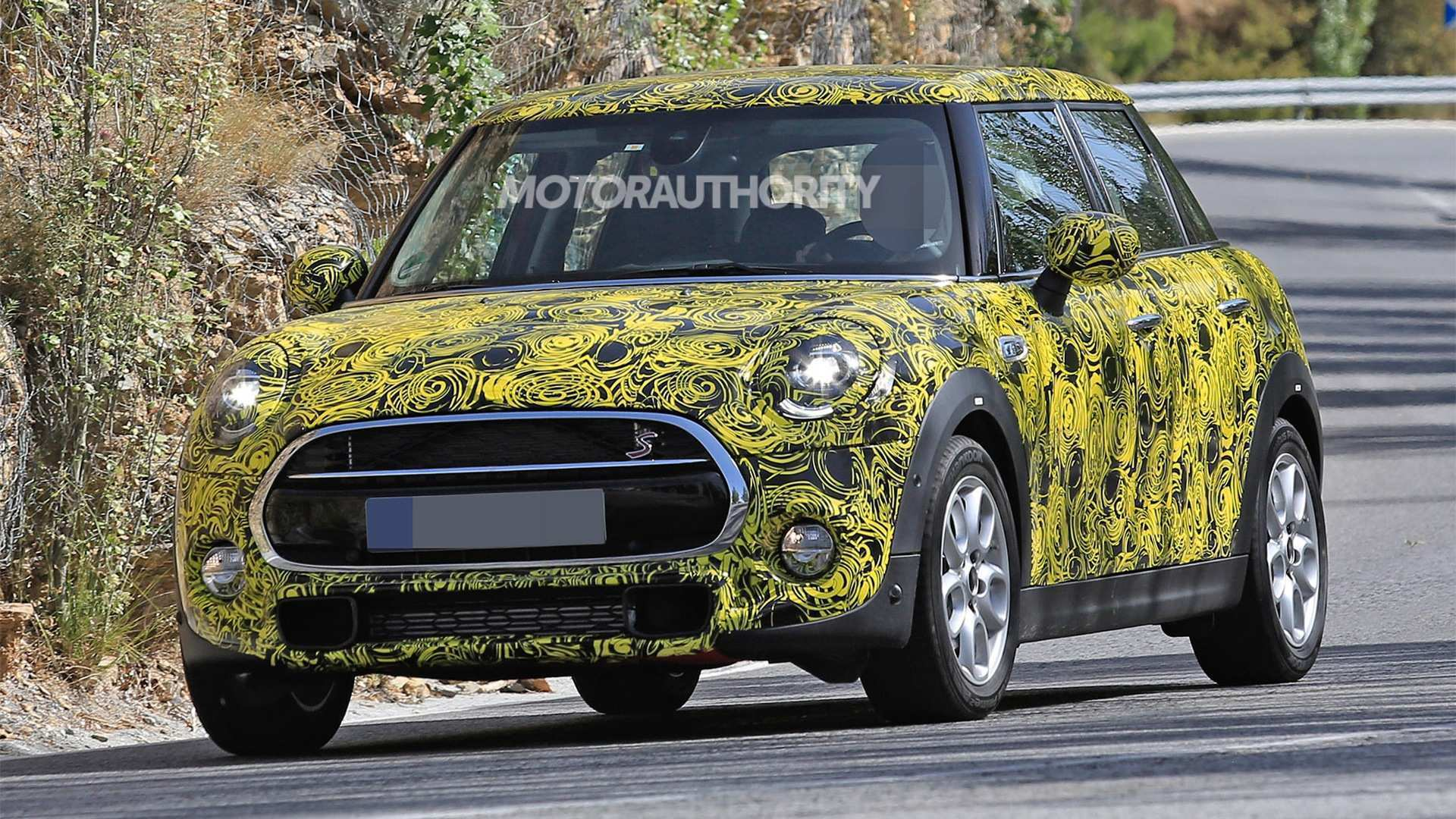 92 Gallery of 2019 Mini Cooper Spy Shots Ratings for 2019 Mini Cooper Spy Shots