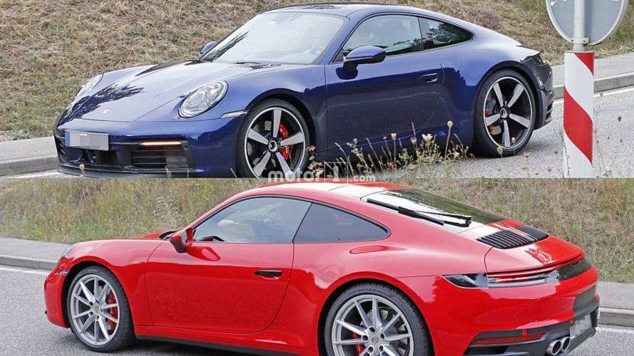 92 Gallery of 2019 Porsche 911 4S Specs and Review by 2019 Porsche 911 4S