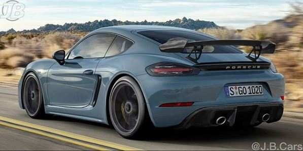 92 Gallery of 2019 Porsche Cayman New Concept for 2019 Porsche Cayman