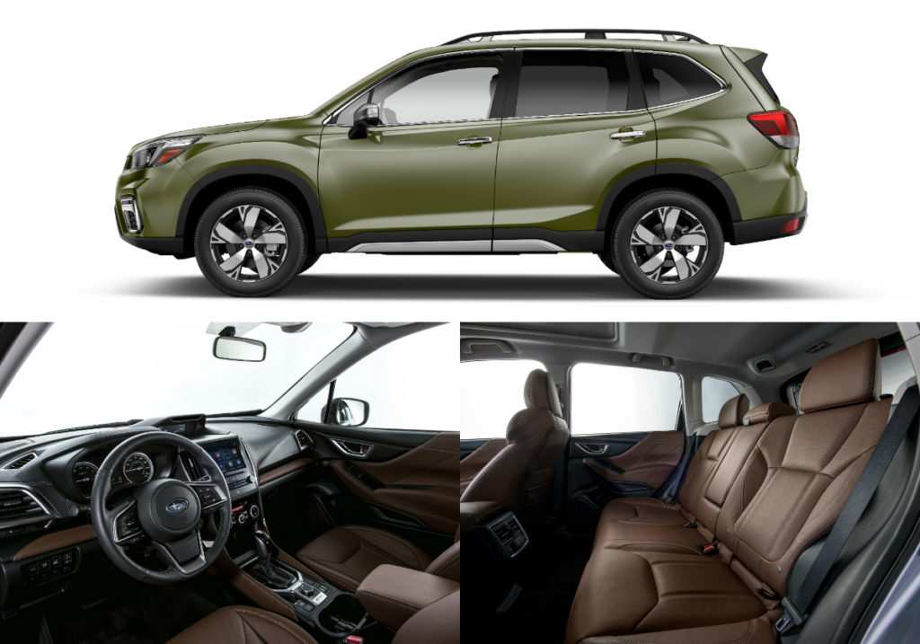 92 Gallery of 2019 Subaru Forester Debut Exterior and Interior with 2019 Subaru Forester Debut